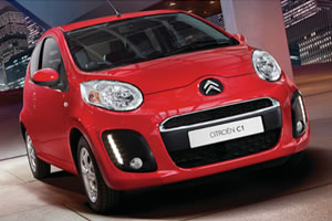 Citroen C1 Airscape Feel VTi 68 BHP