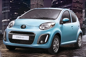 Citroen C1 5 Door Hatchback
