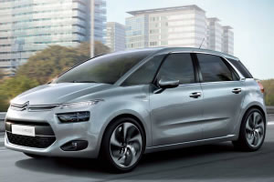 Citroen C4 Grand Picasso MPV