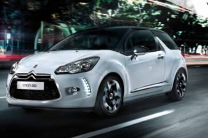 Citroen DS3 Cabrio DSport BlueHDi 120 BHP