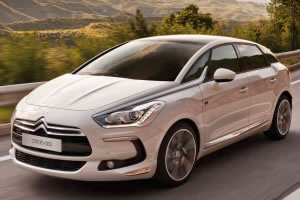 Citroen DS5 DSport Hybrid 4 200 BHP