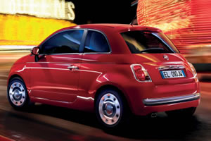 Fiat 500 Lounge 1.3 16v MultiJet 95 hp