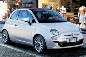 Fiat 500 3 Door Hatchback