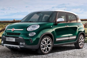 Fiat 500L Trekking 5 Door Hatchback
