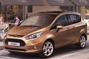 Ford B-Max Zetec 1.0T EcoBoost 125 PS Start/Stop Petrol