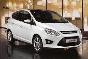 FordC-Max Zetec 1.6 105 PS S5 Petrol