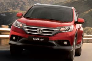 Honda CR V SUV