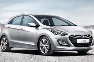 Hyundai i30 5 Door Hatchback
