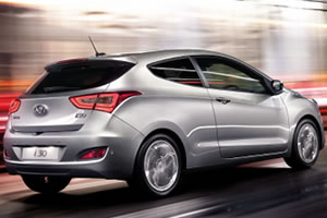 Hyundai i30 3 Door Hatchback