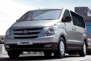 Hyundai i800 Style 2.5 CRDi 136 PS