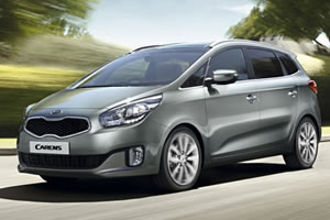 Kia Carens SR7 1.6 GDi 133 BHP 6-Speed Manual ISG 7-Seat