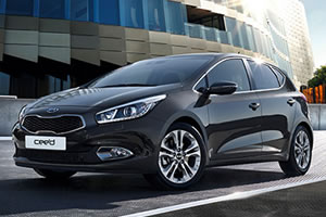 Kia Ceed 1 1.6 CRDi 126 BHP 6-Speed Manual ISG