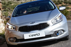Kia Ceed 5 Door Hatchback