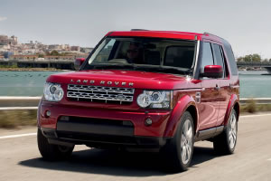 Landrover Discovery 4 3.0 Commercial SDV6 Auto HSE Luxury Special Edition
