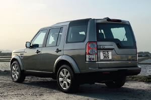 Landrover Discovery 4 Off Road