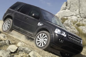 Landrover Freelander 2 Off Road