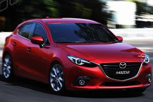 Mazda3 Skyactiv-G Petrol 120PS SE-L Nav Auto