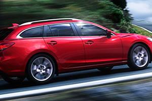 Mazda 6 Tourer Skyactiv-D Diesel 2.2 175PS Sport Nav Auto