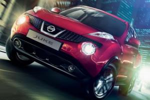 Nissan Juke Crossover
