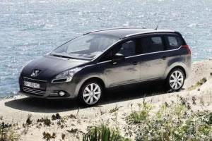 Peugeot5008 Access 1.6 VTi 120 BHP