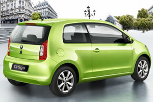 Skoda Citigo SE 1.0 MPi 60 PS ASG
