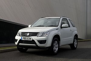 Suzuki Grand Vitara 1.6 Petrol Manual SZ3