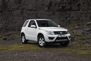 Suzuki Grand Vitara 3 Door Off Road