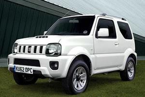 SuzukiJimny 1.3 Petrol Auto SZ4