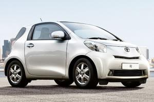 ToyotaiQ3 Optimal Drive 1.33 VVT-i 98 DIN BHP M-Drive