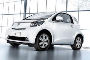 Toyota iQ 3 Door Hatchback