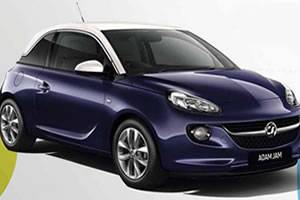 Vauxhall Adam 3 Door Hatchback