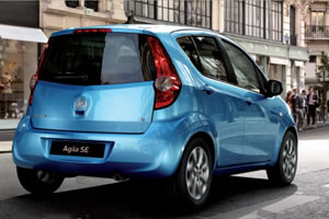 Vauxhall Agila  5 Door Hatchback