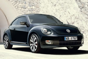 Volkswagen Beetle Design 1.6 TDi BlueMotion Technology 7 Speed Auto DSG 105 BHP