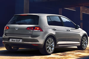 Volkswagen Golf 5 Door Hatchback