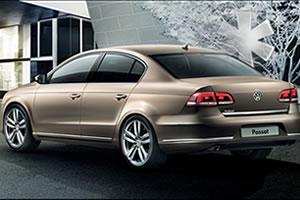 Volkswagen Passat Saloon