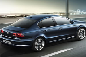 Volkswagen Passat Executive 2.0 TDi BlueMotion Technology 6 Speed 140 BHP Metallic