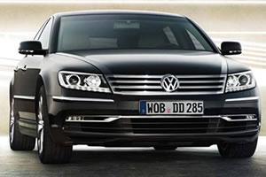 VolkswagenPhaeton SWB 3.0 V6 TDi 4MOTION 6 Speed Auto TipTronic 240 BHP